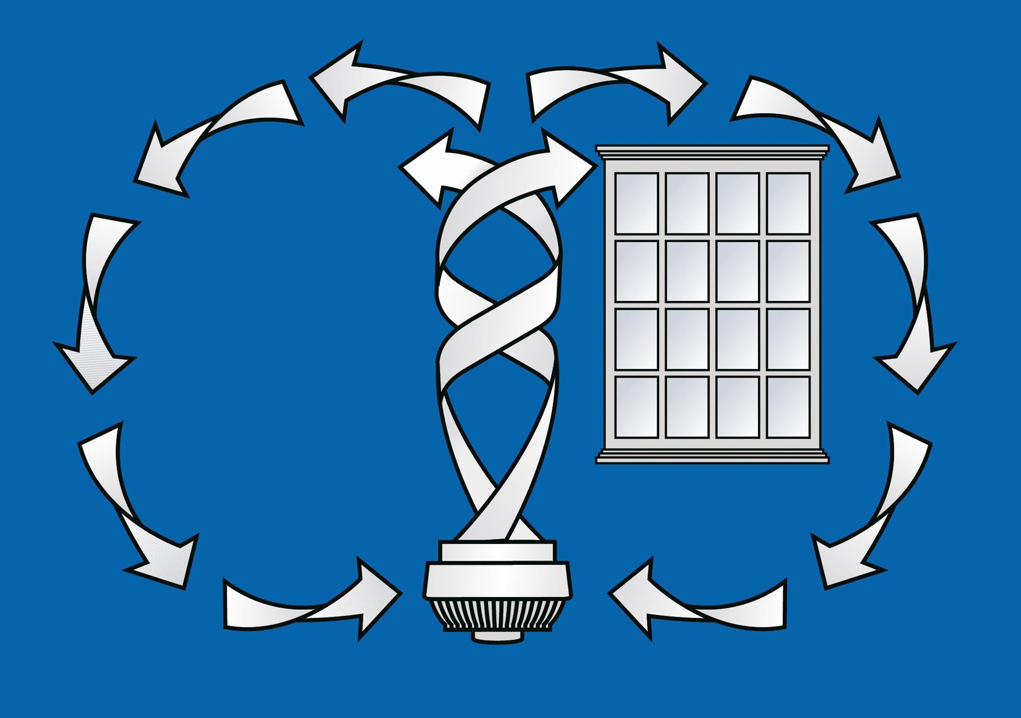 Zasada działania cyrkulatora Vornado VFan