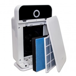 Oczyszczacz powietrza Alfda ALR300 Comfort z filtrem CleanAIR (60m2)