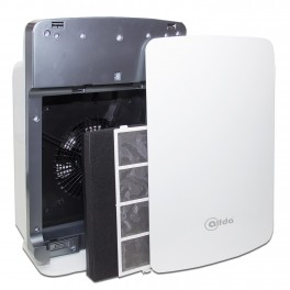 Oczyszczacz powietrza Alfda ALR550 Comfort z filtrem AntiSMOKE (95m2)