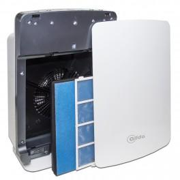 Oczyszczacz powietrza Alfda ALR550 Comfort z filtrem CleanAIR (95m2)