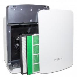 Oczyszczacz powietrza Alfda ALR550 Comfort z filtrem TrueHEPA (95m2)